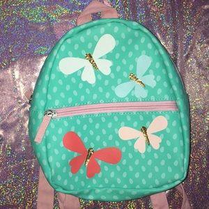 Handbags - Mini Butterfly Backpack